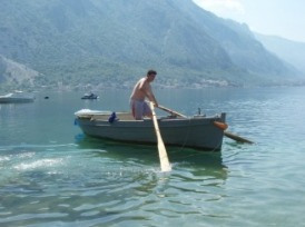 Activities at Kotor Bay